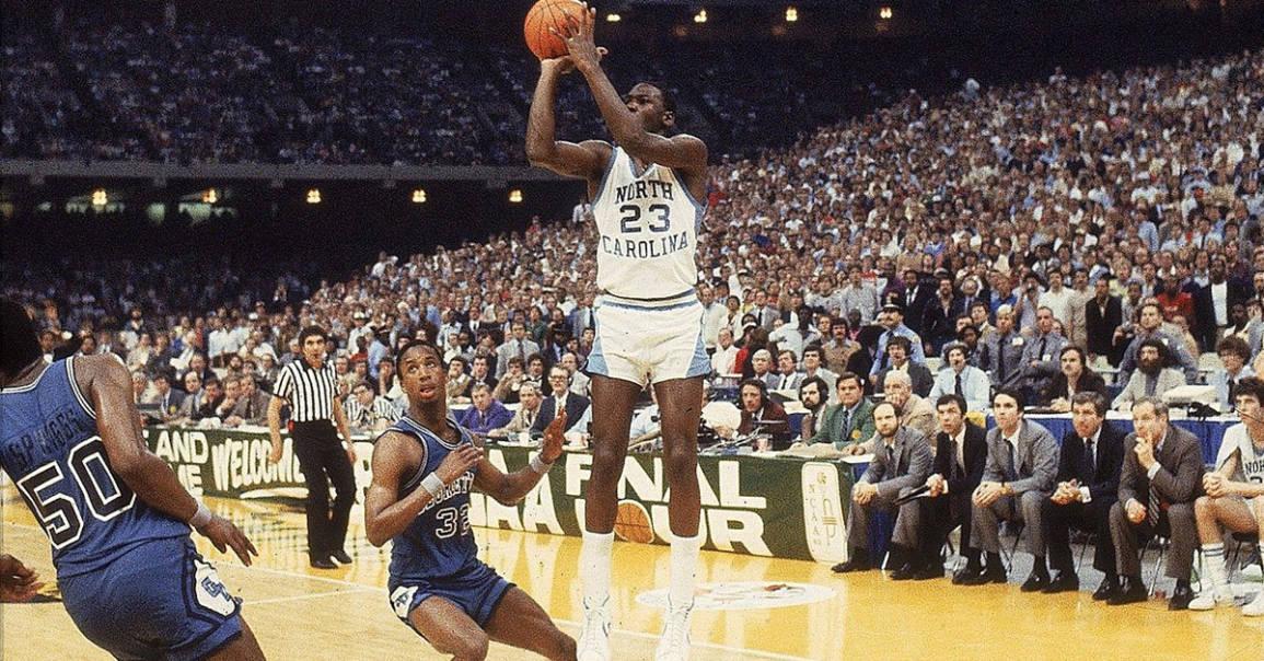 Le panier qui a changé la carrière de Michael Jordan