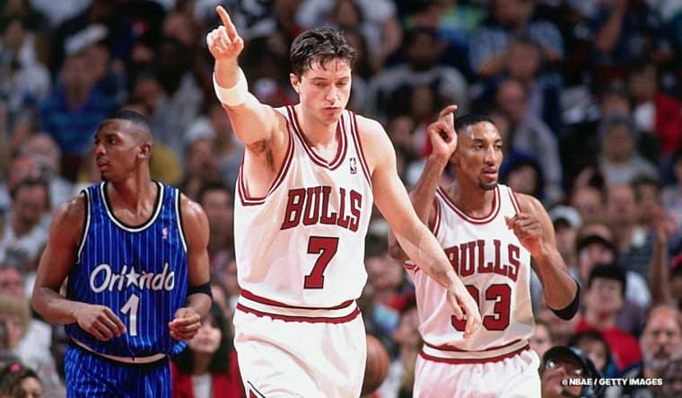Toni Kukoc donne son meilleur joueur en NBA actuellement
