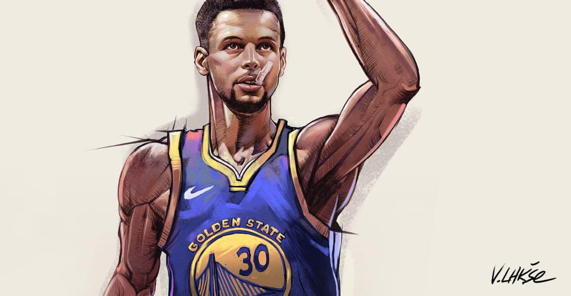 NBA APOCALYPSE : LeBron encerclé, Lillard déchaîné, Curry vient foutre le boxon !