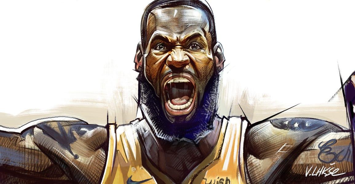 NBA APOCALYPSE, épisode 8 : Pourquoi James Dolan veut zigouiller LeBron !