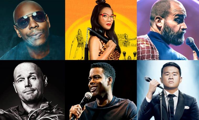 Les 25 meilleurs comiques sur Netflix en ce moment