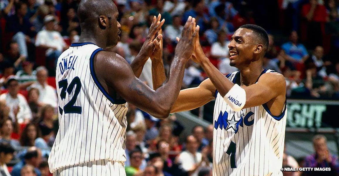 Orlando Magic de Shaq et Penny, le plus gros gâchis des 90's