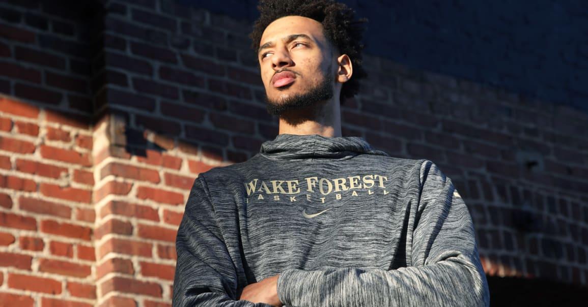 Deep in the Forest : plongée exceptionnelle dans la saison NCAA d'Olivier Sarr à Wake Forest