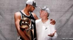 Tim Duncan entrera au Hall of Fame sans Pop, quelle tristesse…