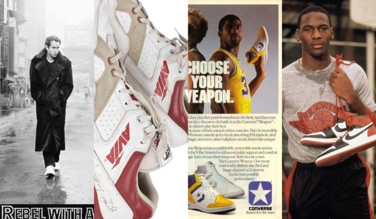 Avia 855, Nike Enterprise Tennis, Converse Weapon : toutes les sneakers cultes de The Last Dance part 2