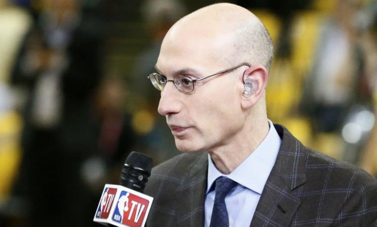 La dernière recommandation d'Adam Silver ne va pas plaire aux joueurs NBA…