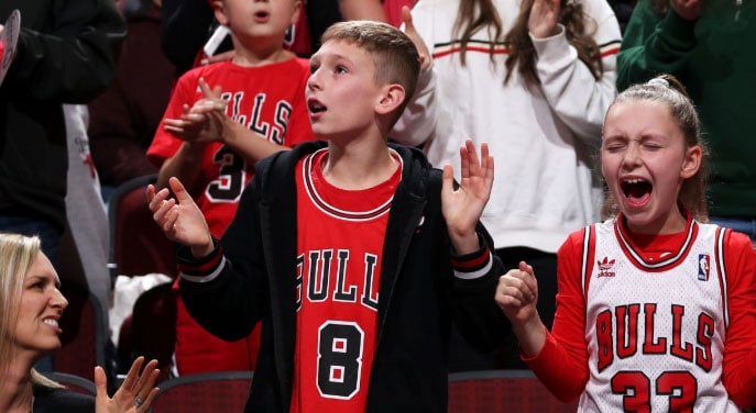 Gros ménage aux Chicago Bulls : les fans peuvent enfin jubiler, souffler, célébrer, danser, chanter !
