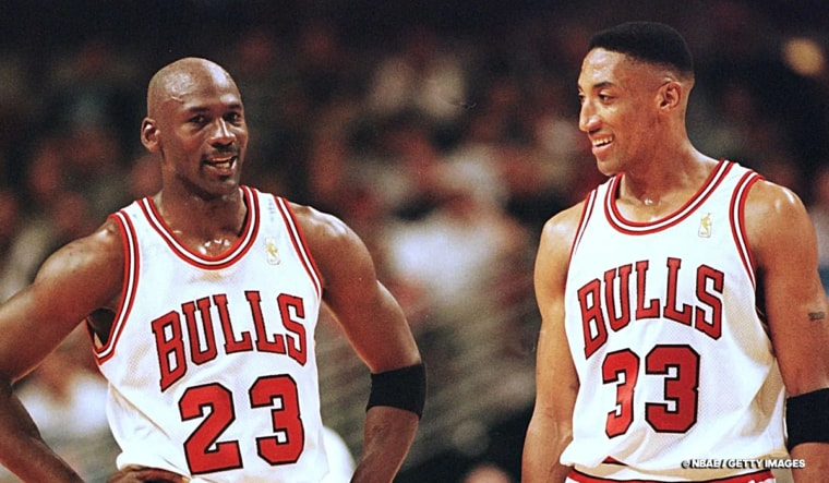 Pour Michael Jordan Clyde Drexler était une menace
