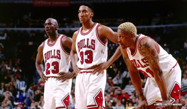 Les Chicago Bulls de Jordan, Pippen et Rodman auraient pu disparaitre 2 ans trop tôt