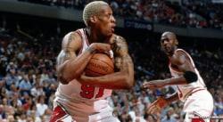 Dennis Rodman pense que les Bulls auraient fait le «four-peat» en 1999