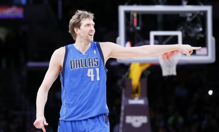 « Dirk Nowitzki détestait LeBron James, Wade et le Heat »