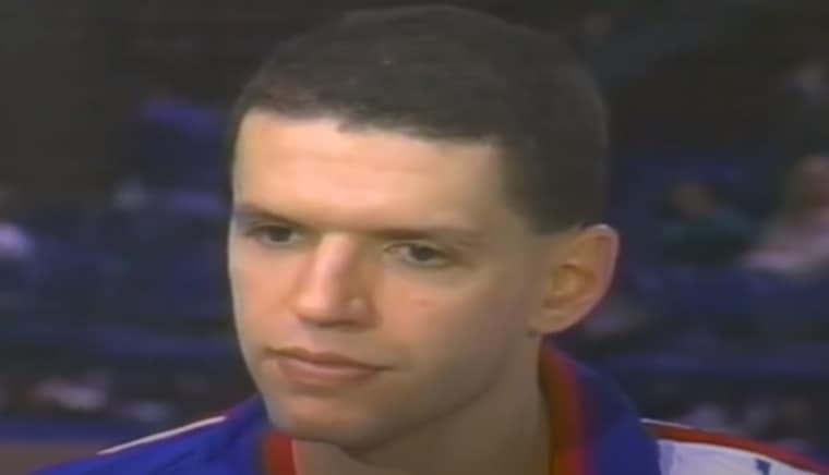 Un seul joueur ne craignait pas la Dream Team : Drazen Petrovic