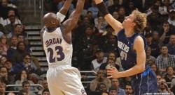Dirk Nowitzki a toujours préféré Scottie Pippen à Michael Jordan malgré des débuts pourtant tendus