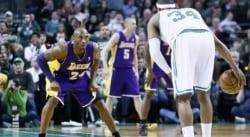 Quand Kobe découpait une photo de Paul Pierce pour préparer sa vengeance