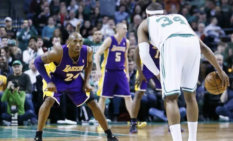 Quand Kobe découpait une photo de Pierce pour préparer sa vengeance