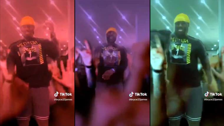 Lucidité : LeBron James s'essaie à la danse sur TikTok… et reconnait qu'il a l'air d'un idiot