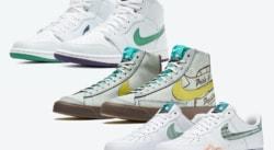 Nike propose un pack Pregame calé sur les habitudes d'avant match des joueurs