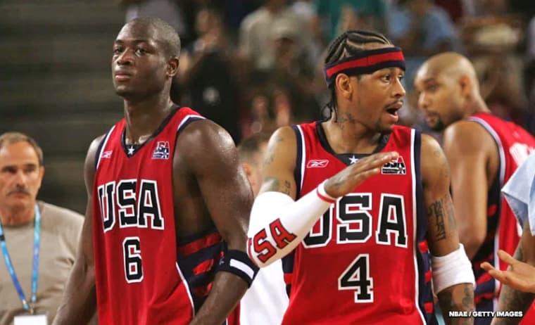 D-Wade donne son 5 All-Time, bel hommage à Allen Iverson mais va y avoir débat…