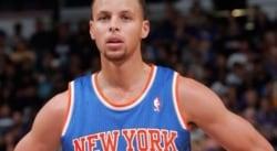 Et si Stephen Curry avait été drafté par les New York Knicks ?