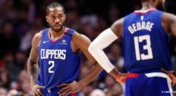 Paul George sur les Clippers : « On serait passé avec Kawhi Leonard »
