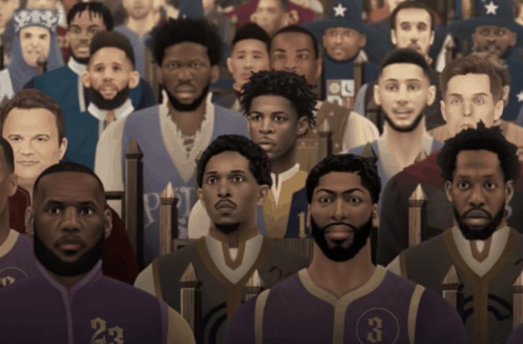Game of Zones : la NBA se prépare à envoyer sa 'Dream Team' actuelle