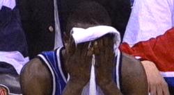Darrell Armstrong, l'homme qui a fait un layup à concours de dunks