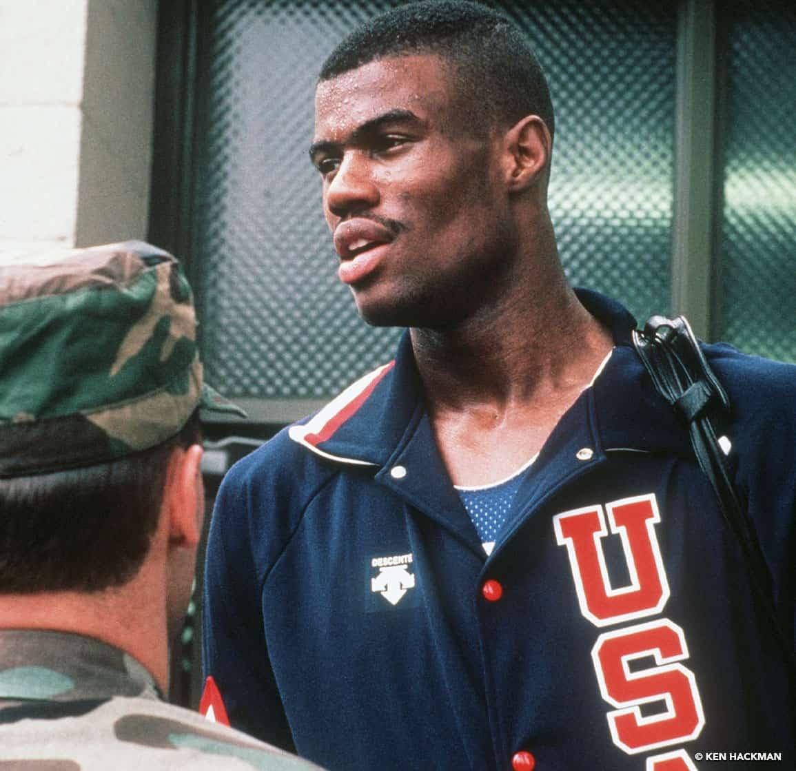 David Robinson Team USA Army