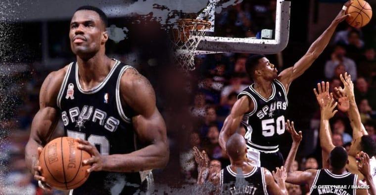 David Robinson, légende sous-estimée qui aurait retourné la NBA aujourd'hui