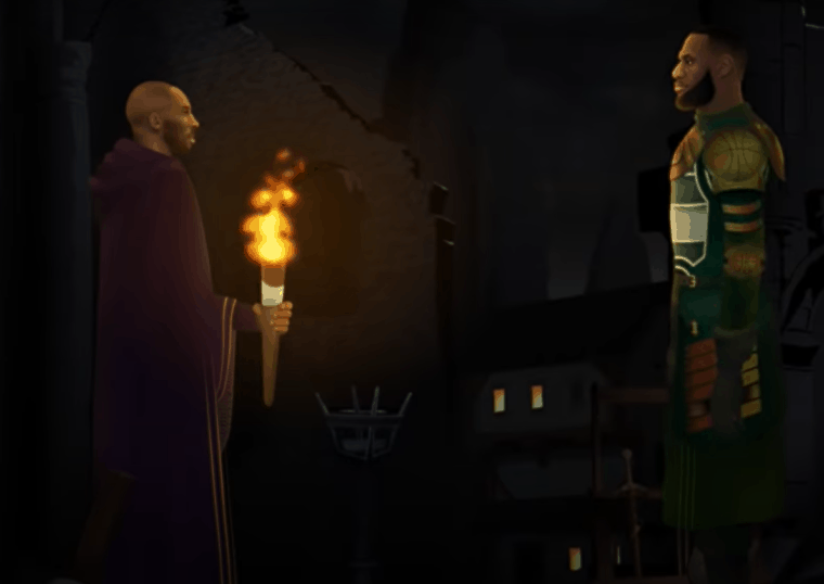 Game Of Zones : LeBron doit affronter la Dream Team, Kyrie fout le boxon