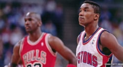 Isiah Thomas balance une nouvelle pique à Michael Jordan !