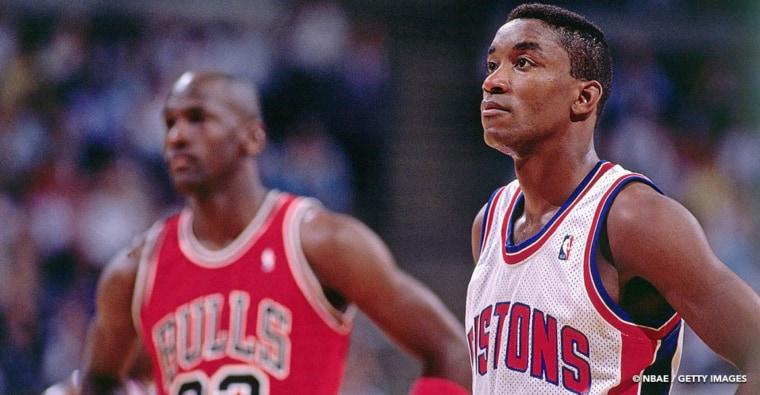 Isiah Thomas rallume le feu : «Michael Jordan n'était pas vraiment un rival»
