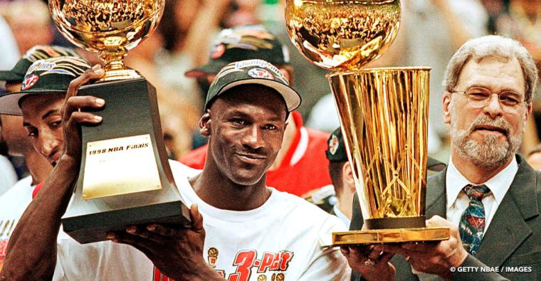 Michael Jordan était chaud pour tenter le «four-peat» en 1999