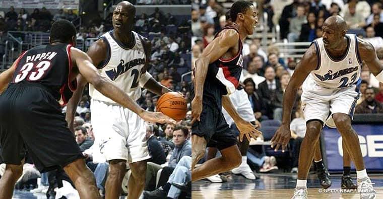 Jordan vs Pippen : La seule fois où ils se sont affrontés