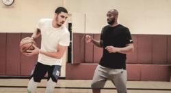 Jayson Tatum revient sur son été passé avec Kobe Bryant : «Comme un gamin dans un magasin de bonbons»