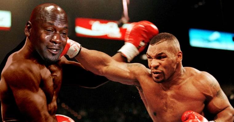 Le jour où Michael Jordan a failli se faire coucher par Mike Tyson