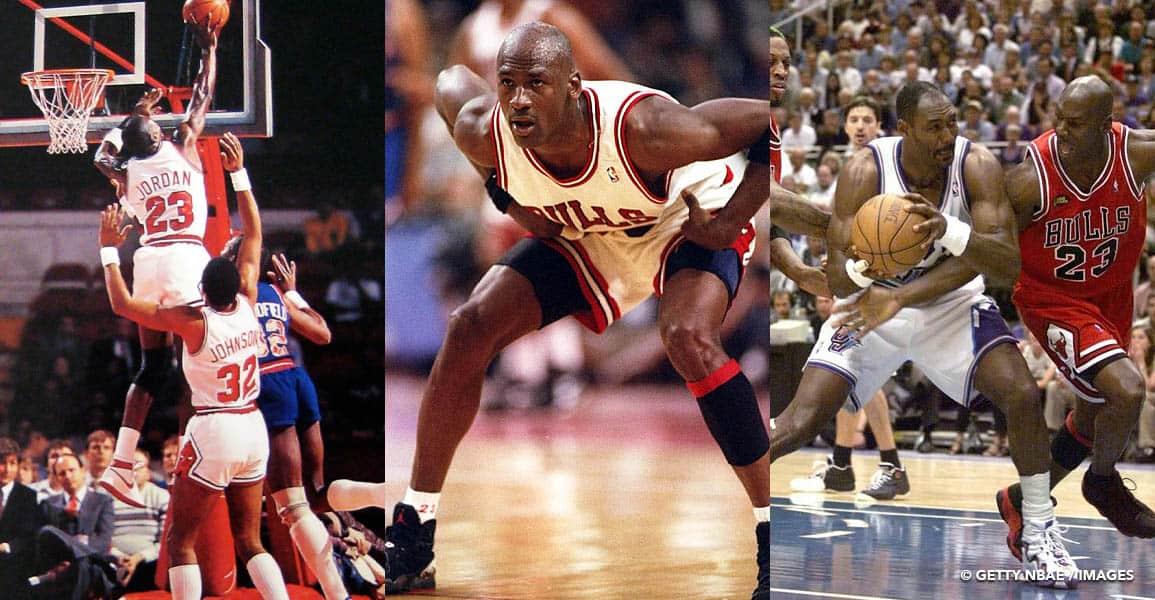 Pourquoi Michael Jordan était «le meilleur défenseur de l'histoire parmi les superstars»