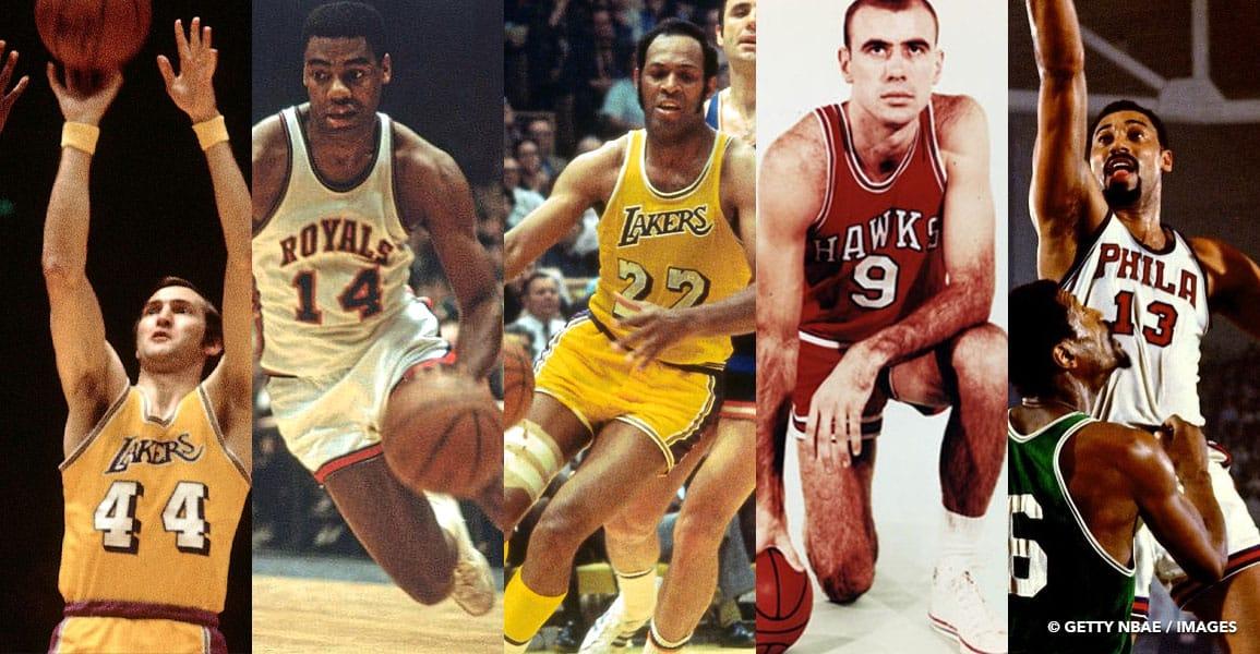 NBA 1st TEAM 1962