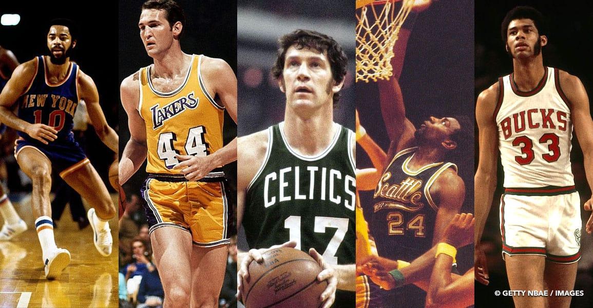NBA 1st TEAM 1972