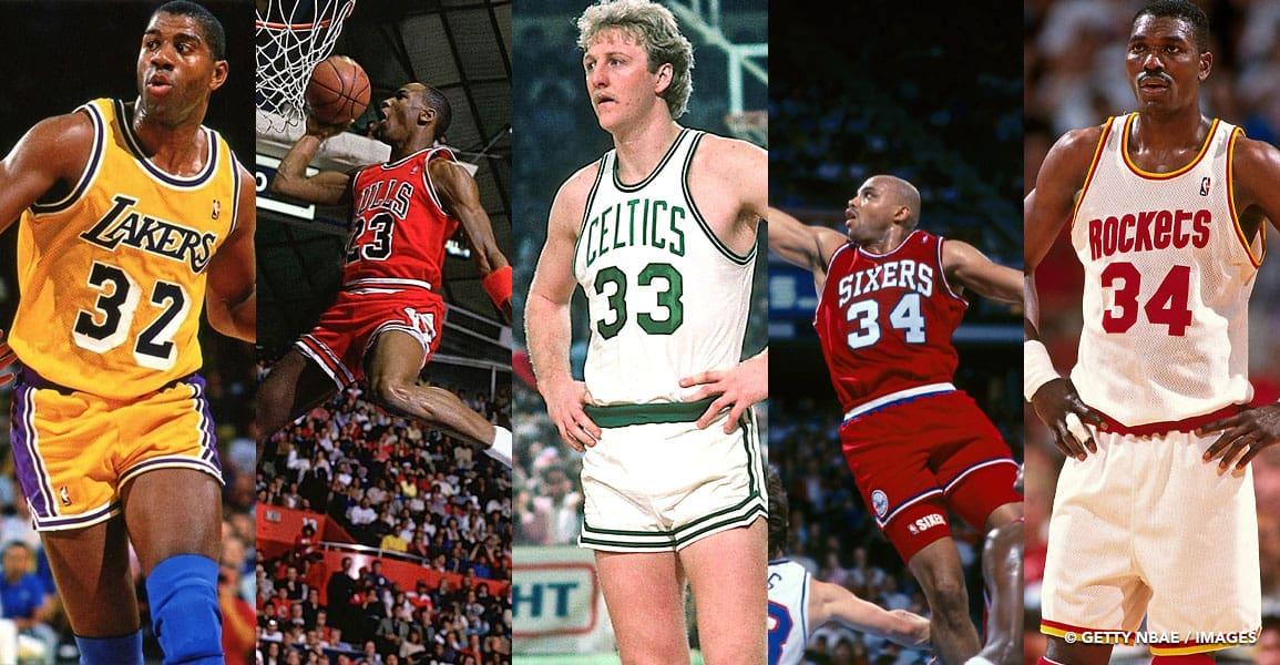 NBA 1st TEAM 1988