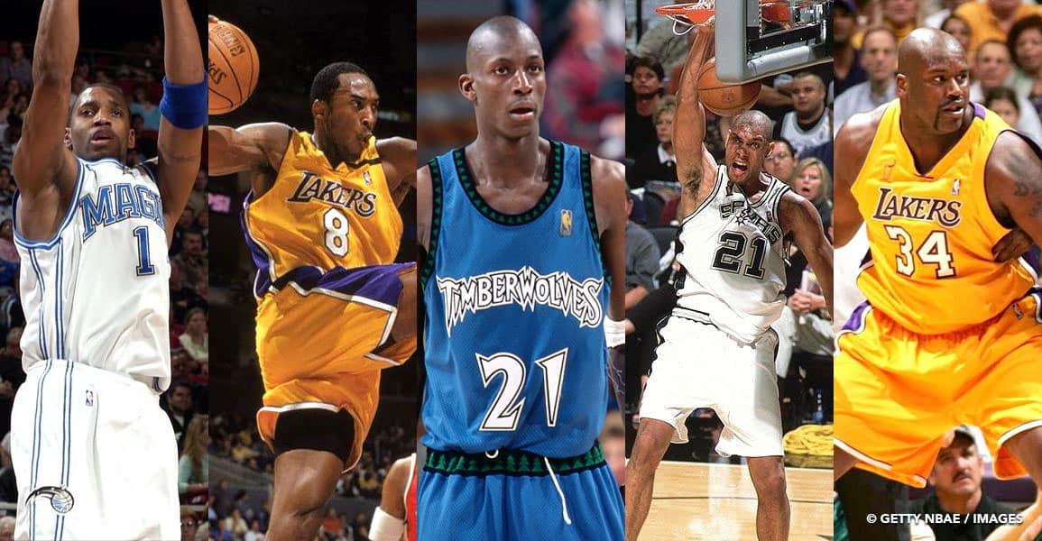 NBA 1st TEAM 2003