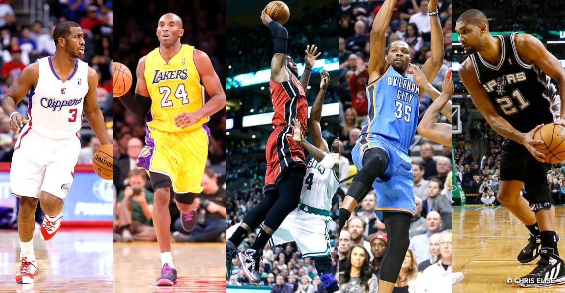 NBA 1st TEAM 2013