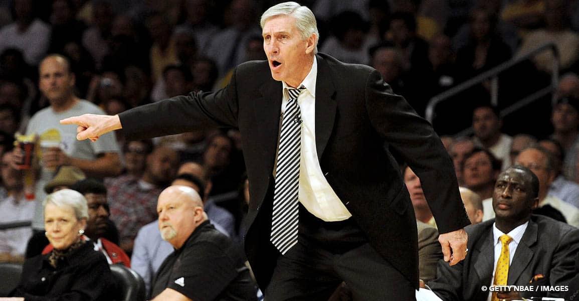 Une légende de la NBA s'est éteinte : RIP Jerry Sloan