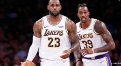Dwight Howard ne voit pas les Lakers affronter Milwaukee en Finales