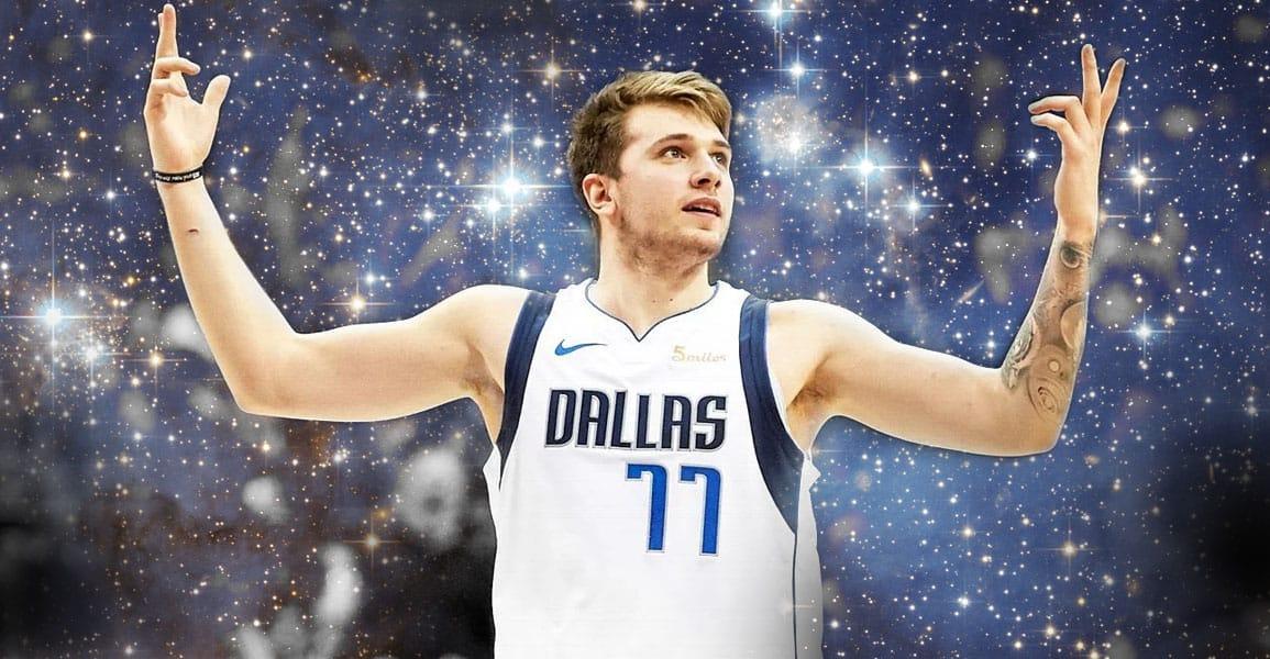 NBA - Luka Doncic - Dallas Mavericks