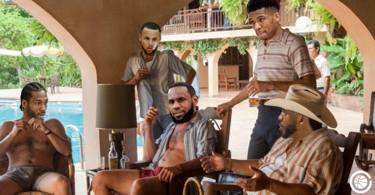 Réunion secrète entre les stars NBA : Ce qui s'est vraiment dit !