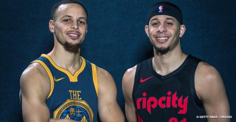 Seth Curry explique pourquoi il refuse de jouer avec son frère Stephen