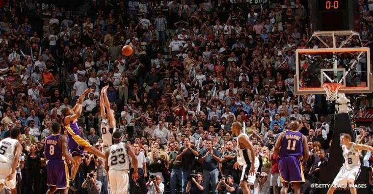 Le jour où Derek Fisher a crucifié les Spurs avec un tir incroyable
