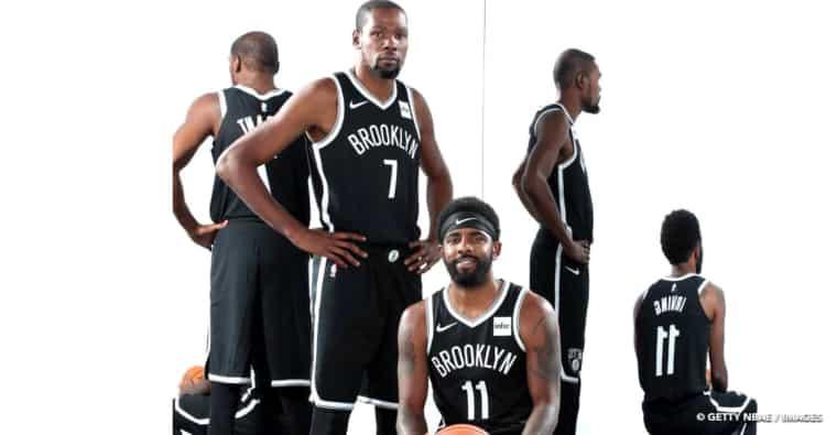 A Brooklyn, on continue de rêver au retour de KD et Kyrie cette saison