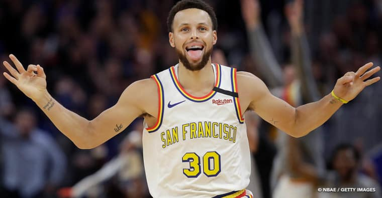Stephen Curry, un retour plein d'espoir aux Warriors