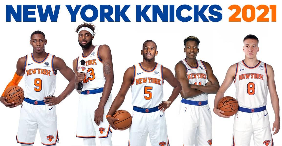 Comment reconstruire efficacement les New York Knicks en 5 étapes